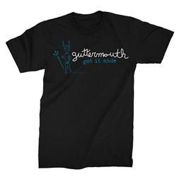 Guttermouth Got It Made  Black