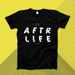 Afterlife Black T-Shirt