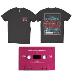 It Is What It Is Red Cassette/Tee/Digital