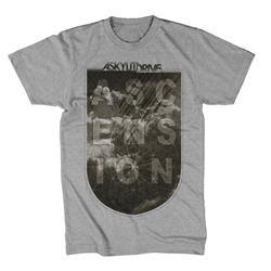 Skyfall Heather Grey T-Shirt