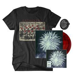 Quiet World CD + Vinyl LP + T-Shirt + Lapel Pin + Digital Download
