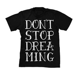 Don't Stop Dreaming Black