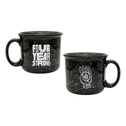 Brain Pain Black Coffee Mug