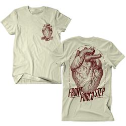 Heart Natural T-Shirt