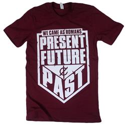 Present, Future, Past Maroon