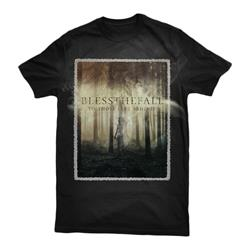 Blessthefall To Those Left Behind Black *Final Print!*