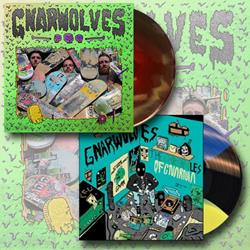 Gnarwolves 2x LP Bundle