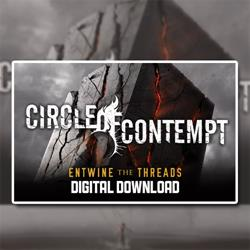 Entwine The Threads - Download Card