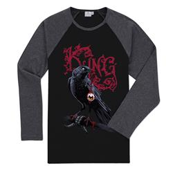 Crow Black Snow
