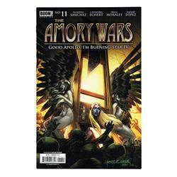 Good Apollo, I'm Burning Star IV Issue 11 Comic Book
