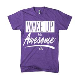 Wake Up Purple