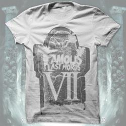 Tombstone White T-Shirt