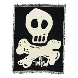Skully  50X60 Blanket