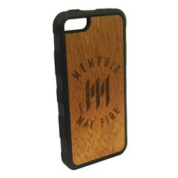 Logo Iphone 5/5S Wood Case
