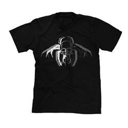 Spider Skull Black