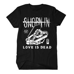 Love Is Dead Black