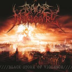 Black Storm Of Violence CD
