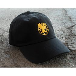 Dragon Black Dad Hat