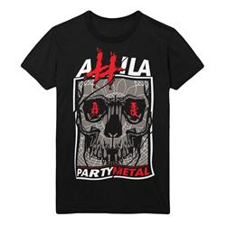 Party Metal Black