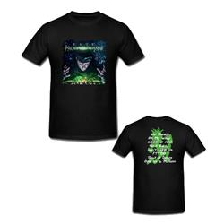 Psychopathic Monstar Green Artwork Black