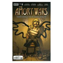 Good Apollo, I'm Burning Star IV Issue 8  Comic Book