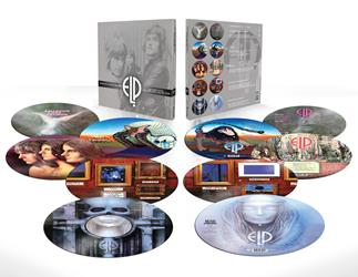 The First Five Picture Disc Collection