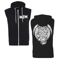 Coffin Black Sleeveless