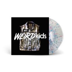 Weird Kids Pink & Blue Splatter LP