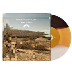 Forever Came Calling/Family Thief Bone/ Beer/ Brown Tri-Color 7Inch
