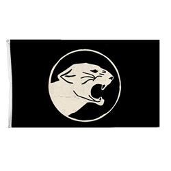 Panther  Custom 3X5 Wall Flag