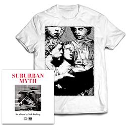 Suburban Myth LP+Not No T-Shirt