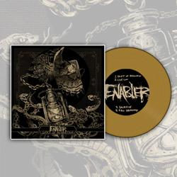 Shift Of Redemption Gold 7Inch LP