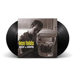 Rockin' The Suburbs Black Vinyl 2Xlp
