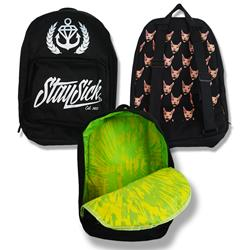 Webstore Exclusive Black Backpack