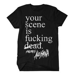 Your Scene Is Dead Black