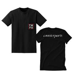 TWFU Black T-Shirt