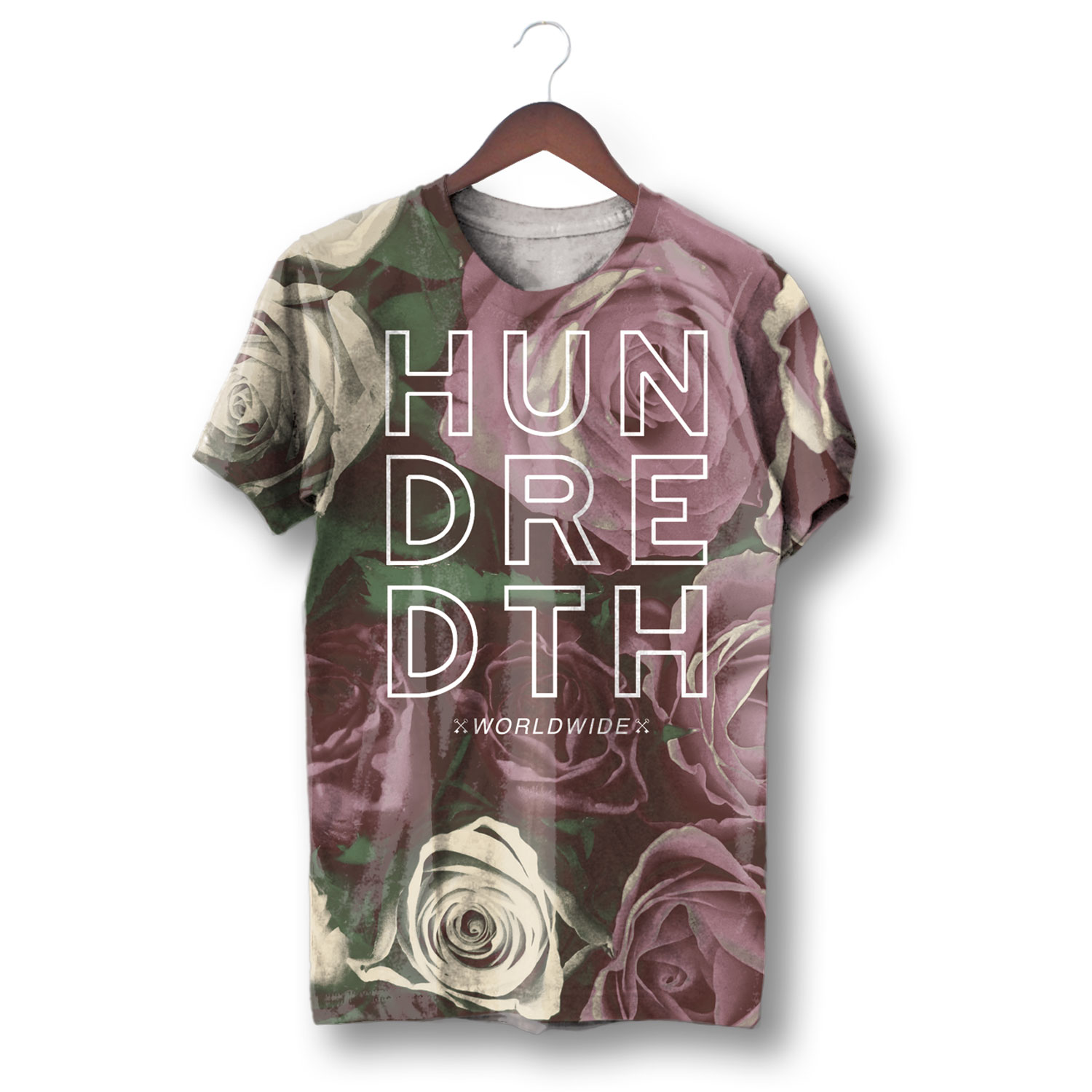 Floral Sublimated