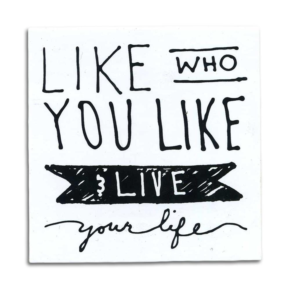 Like Who You Like
