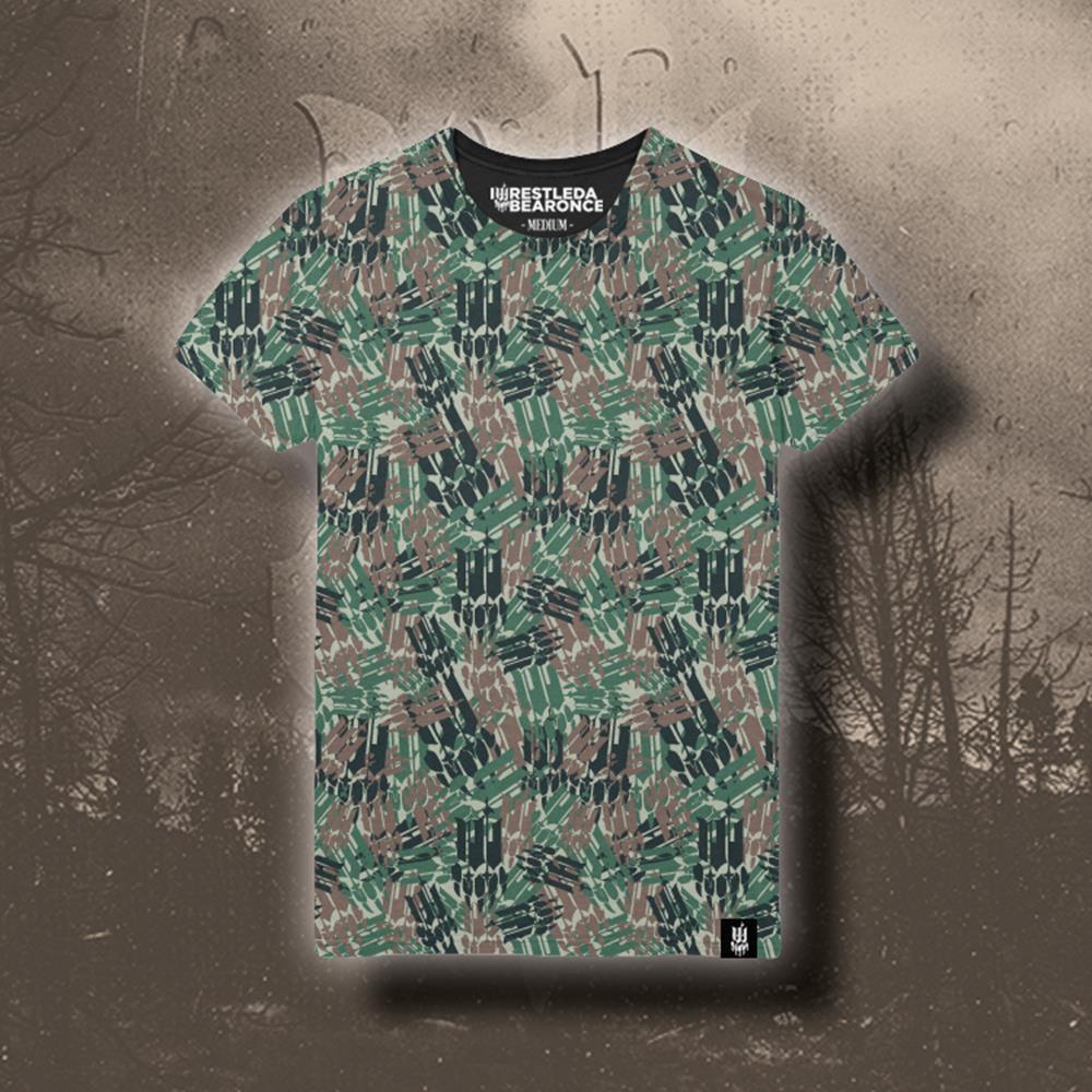 Camo Print Camo T-Shirt