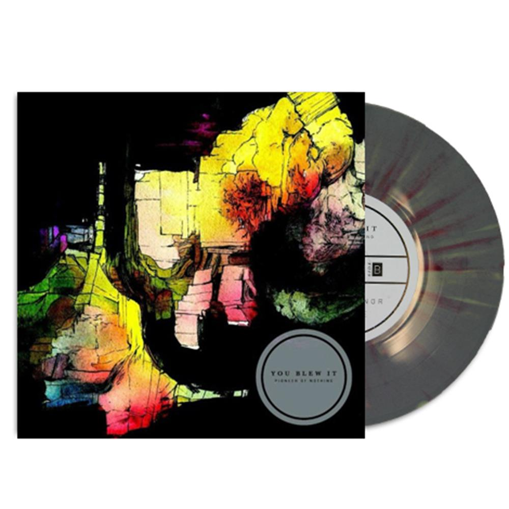 Pioneer Of Nothing Grey W/ Trans Splatter Vinyl 7