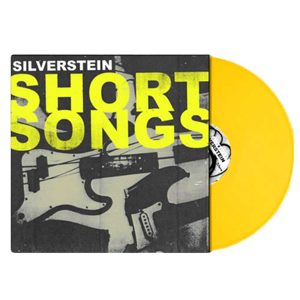 Short Songs 10 Quot Yellow Lp Hlr0 Hopeless Records