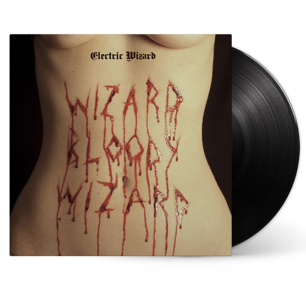 Wizard Bloody Wizard Black