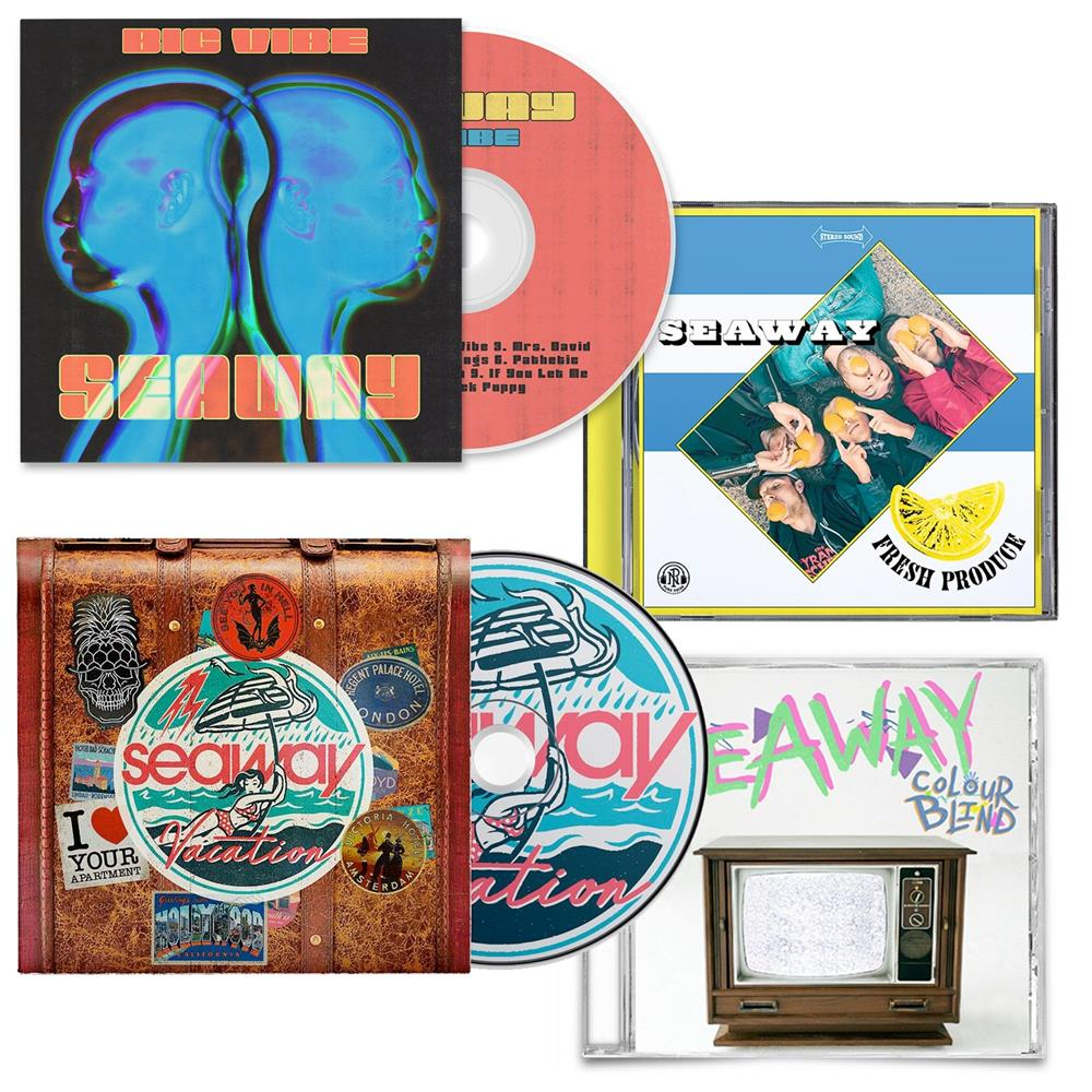 Seaway CD Collection