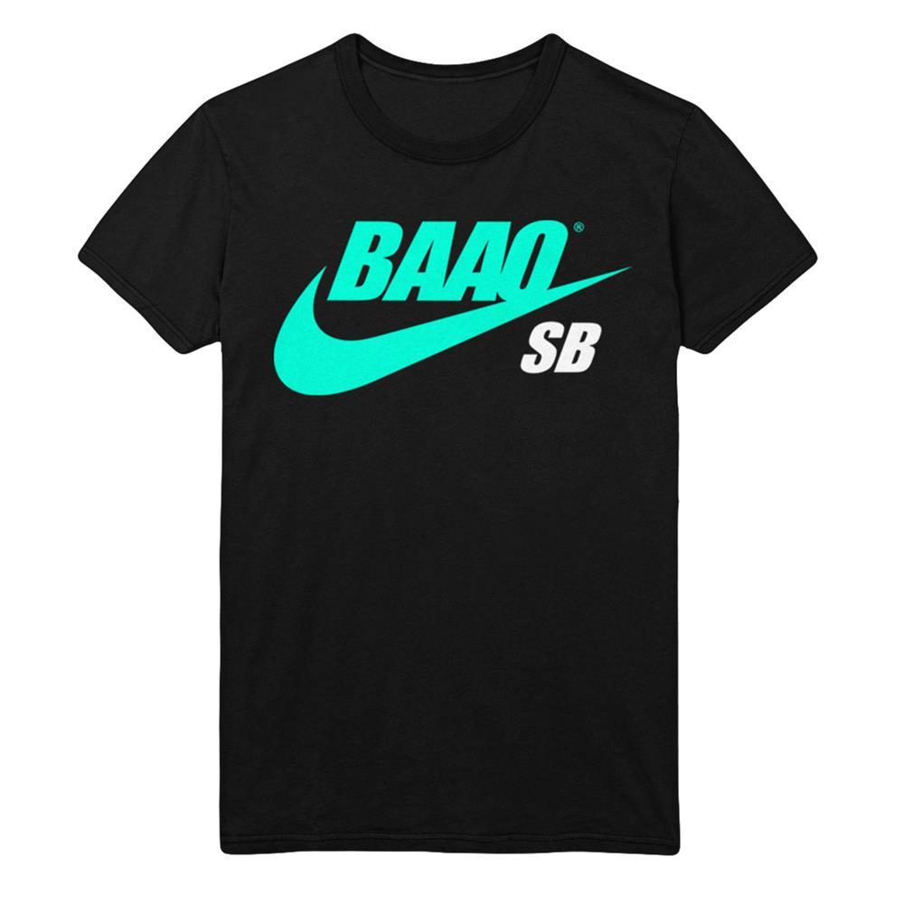 BAAO SB Black T-Shirt *Clearance*