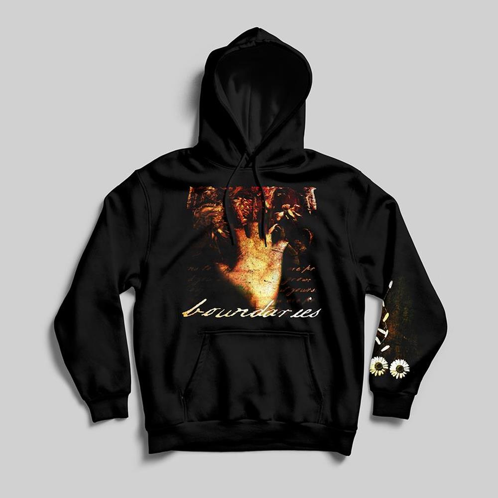 Album Art Black Pullover