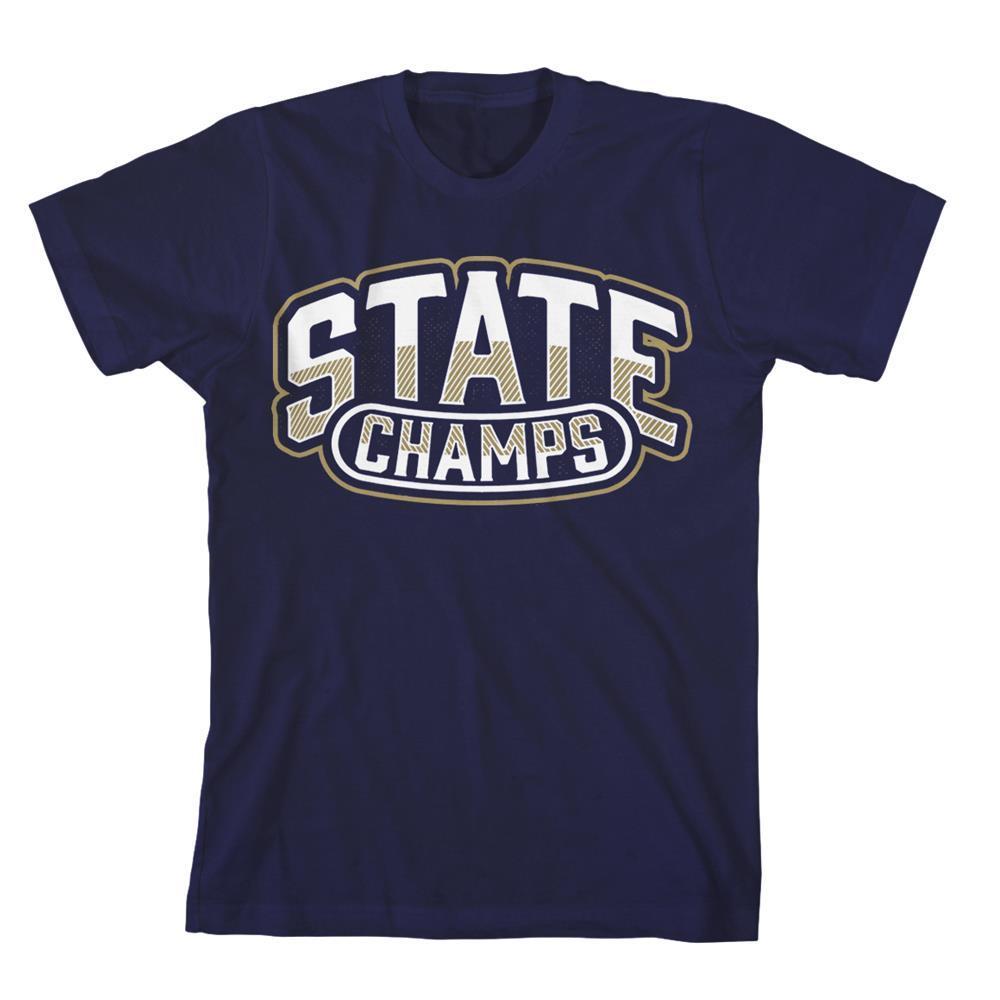 Arch Logo Navy T-Shirt