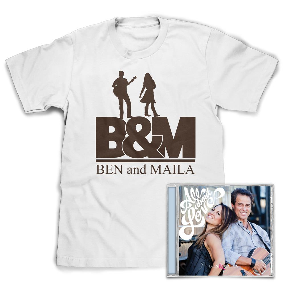 Ben & Maila - All About Love Bundle