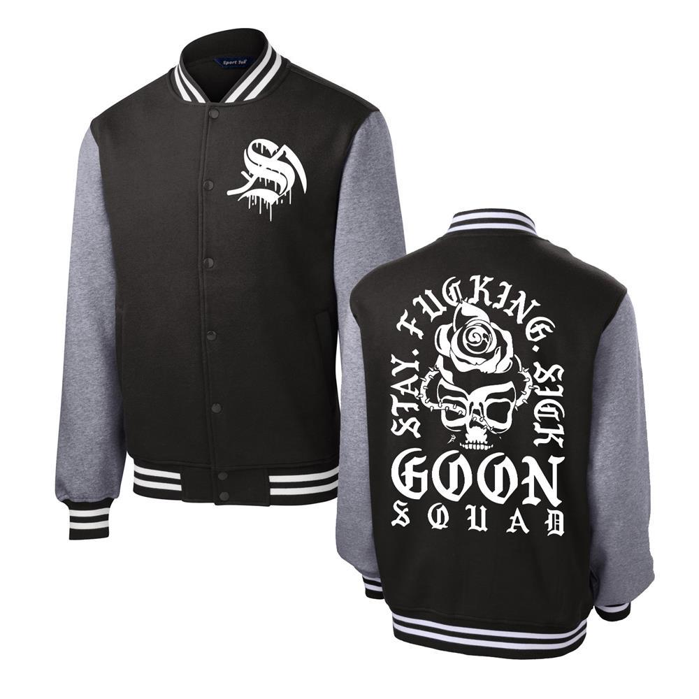 Goon Squad Black/Heather Varsity