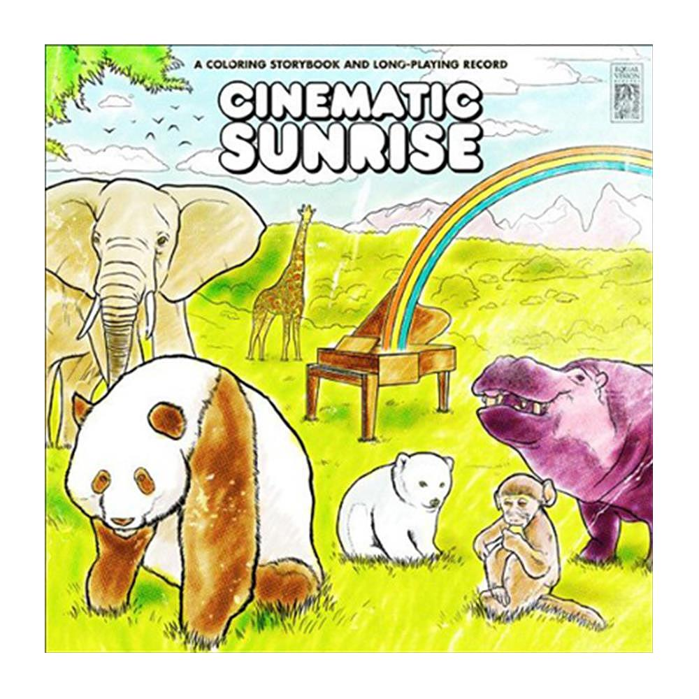 A Coloring Storybook Reissue