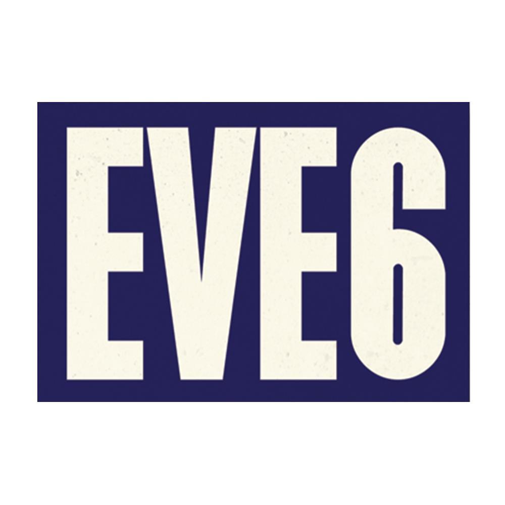 Eve 6 - White Logo Navy